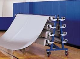 Gym Floor Covers Storagecraft